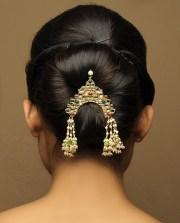 hairstyles indian wedding