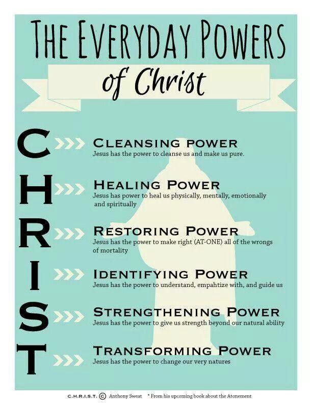 Christ Restores