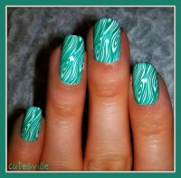 Wood nails | Nail Art | Pinterest