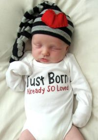 Newborn Baby Boy Coming Home Outfit, Hospital Outfit, Just
