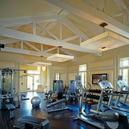 Dream Home gym  for the house  Pinterest