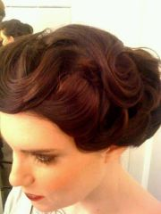 finger wave and pin curls