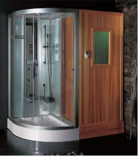 Steam Shower Sauna | Bath and Spa Rooms | Pinterest