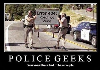 Cool Sign | 404 Error | From  Funny Technology - Community - Google+ via Matt Clark