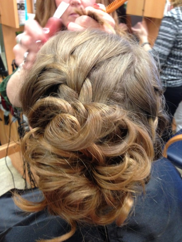 30 French Braid Curly Hair Prom Hairstyles Hairstyles Ideas