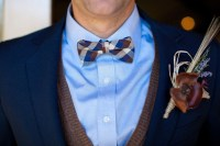 bow tie + vest combo | Suits and formal looks | Pinterest