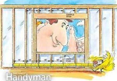 How To Build Window Headers And Door Headers The
