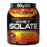 ✔️Body Fortress Super Advanced Whey Isolate - Chocolate - 2lbs