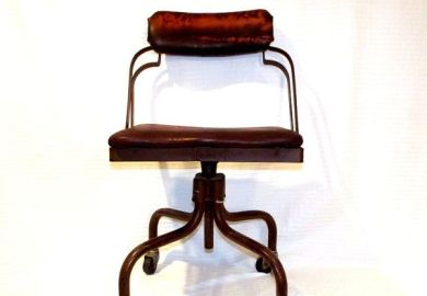 Unique Vintage Office Chair Related Items Etsy