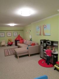 basement playroom/family room | Home | Pinterest