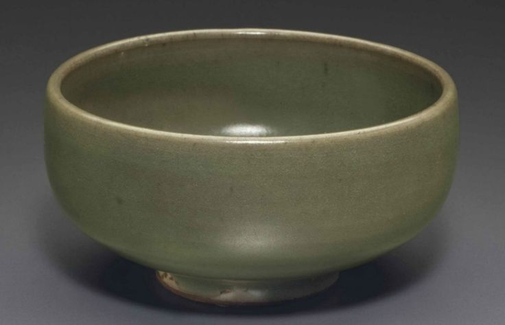 A small green Junyao bowl, Song-Jin Dynasty, 12th-13th century