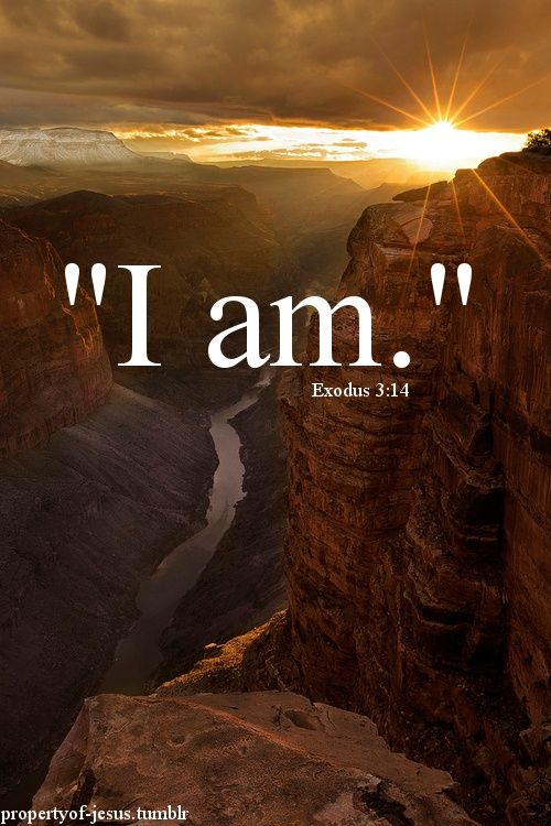 """I am.""  The most powerful words in the English language.  Be careful of the words you choose to follow ""I am"".  Exodus 3:14  God said to Moses, ""I am who I am."""