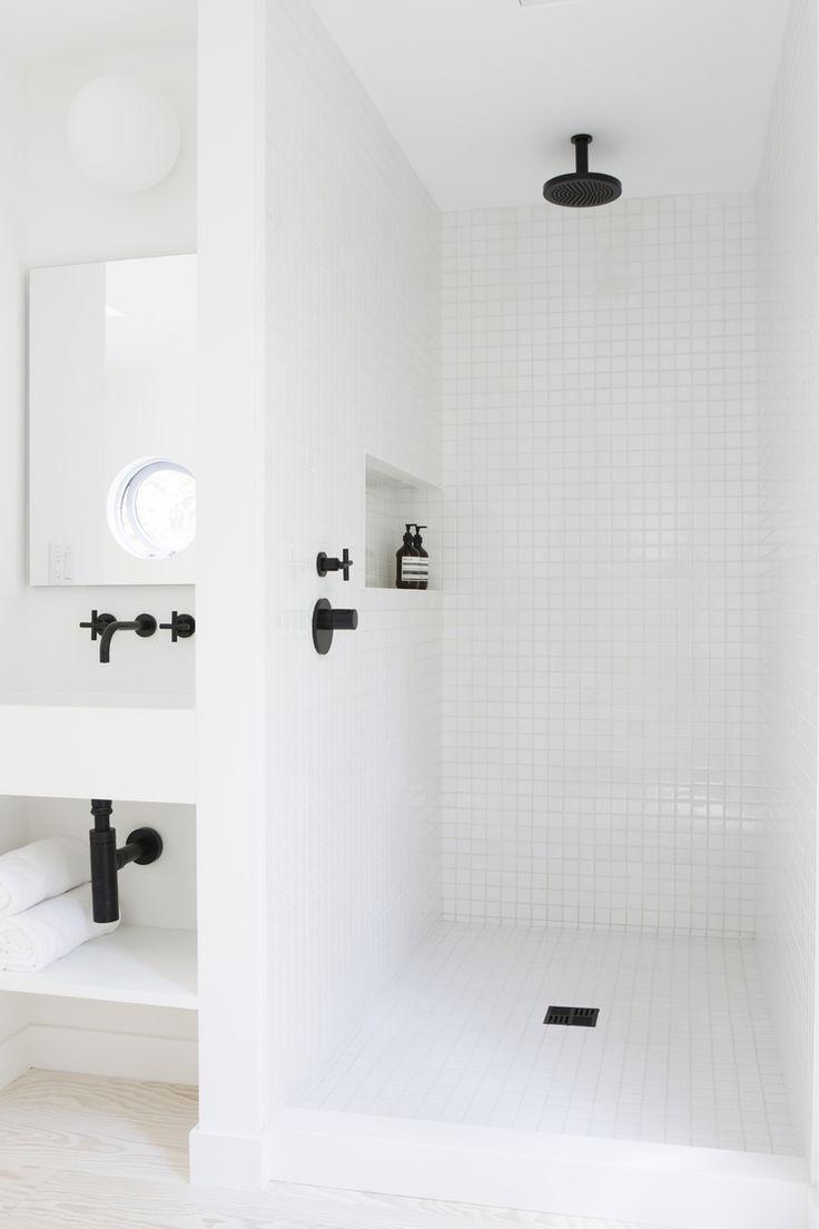 Black Bathroom Fixtures
