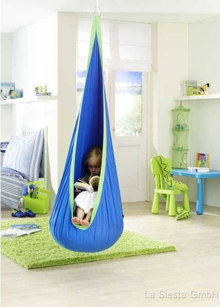 Cocoon reading chair for children  For the Kids  Pinterest