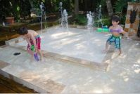 Build a backyard water park | Me Casa | Pinterest