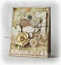 #shabby chic cards shabby chic