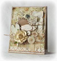 #shabby chic cards shabby chic | Handmade Greeting Card ...