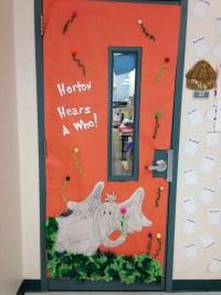 Horton Hears A Who! - Classroom Door | Classroom ideas ...