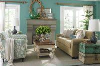 Beautiful blue living room | Beautiful Living Spaces ...
