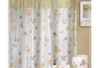 Images About Butterfly Shower Curtains On Pinterest