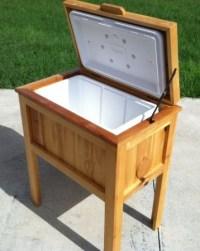 Cooler Stand | Craft Ideas | Pinterest