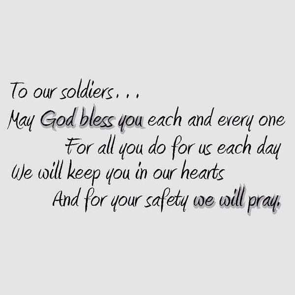 Prayer For Fallen Soldiers Quotes. QuotesGram