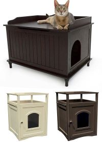 How to Hide Your Cat's Litter Box