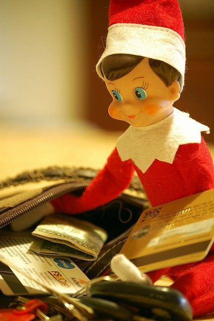 Funny & Creative Elf on the Shelf Ideas - much needed!!!
