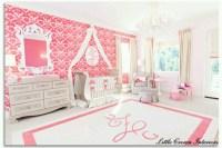 A princess nursery | Kayla's Baby girl | Pinterest