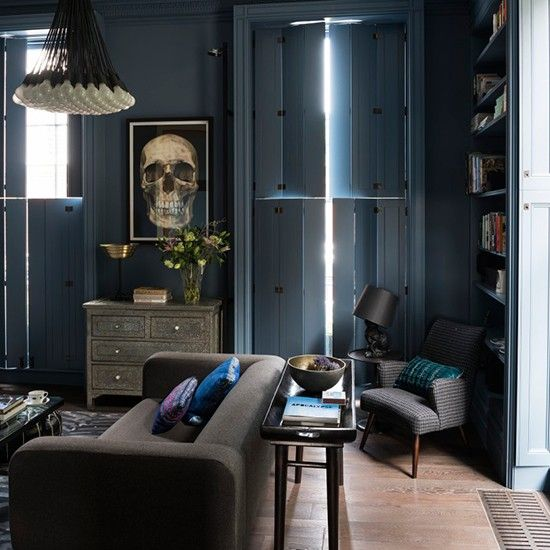 Drawing room | Step inside a luxe Georgian townhouse in south London