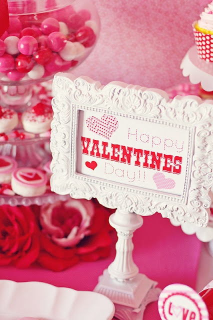 Valentine's Day Wedding Inspiration, Weddings, Events by L