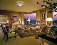 Modern Egyptian living room design