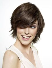 short hairstyles maintenance