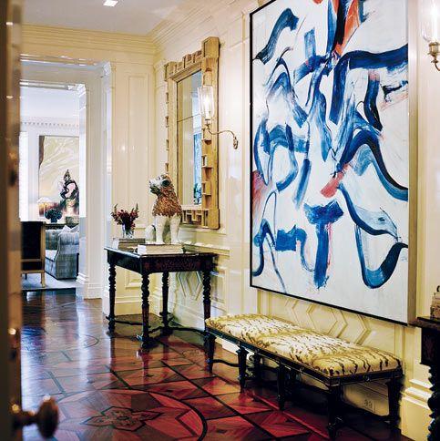 Valentino's apartment