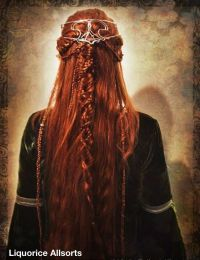 Celtic braid   Hair   Pinterest