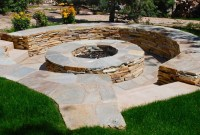 Fire Pit | Backyard | Pinterest