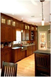 9 ft ceilings and cabinets | By Design | Pinterest