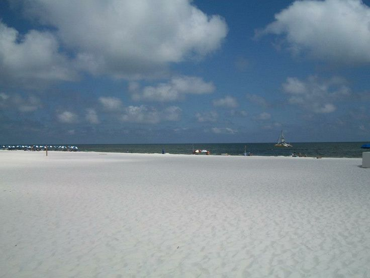 Beach Activities Orange