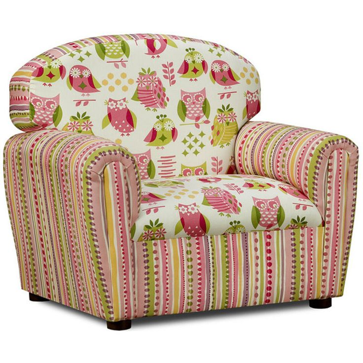 Gorgeous Owl armchair  Furniture for the kids  Pinterest