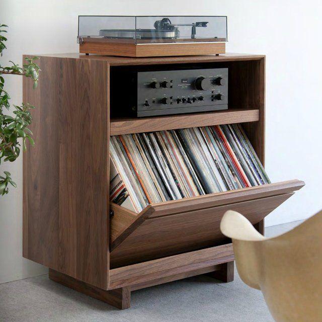 LP Storage Cabinet 101  Design  Packaging  Pinterest