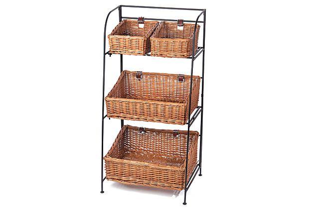 3 Tier Basket Organizer Bing Images