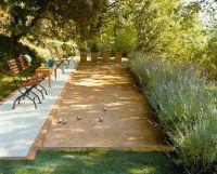 Backyard Bocce Ball Court | Dream casa | Pinterest