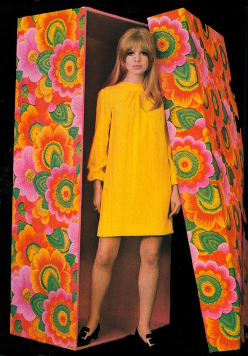 Do You Remember The 60s Fashion Icons Part 7