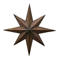 Citronelle Star Wall Dcor | For the Home | Pinterest