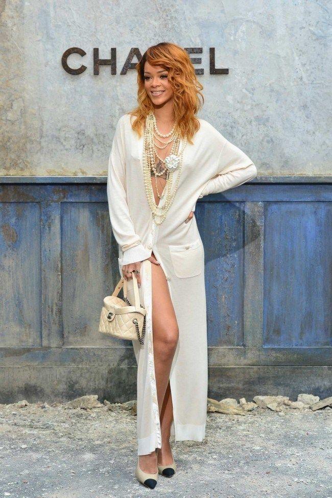#Rihanna #chanel
