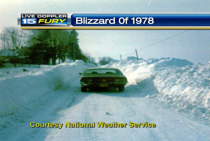 Wayne Blizzard Indiana Fort 1996