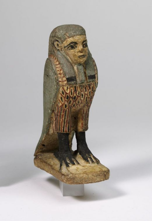 Ba-bird, 6-4th century B.C. Egyptian