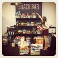 This idea for a quot snack bar quot would like to incorporate idea into pantry