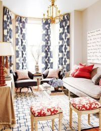 Interior Design mixing pattern   Make Room for the Family ...