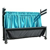 Pipe and Drape Cart | pipe and drape cart | Pinterest